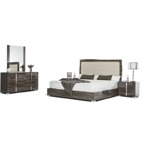 Miraculous Modern Contemporary Bedroom Sets Allmodern Home Remodeling Inspirations Genioncuboardxyz