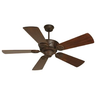 Compare 54 Osmond 5 Blade LED Ceiling Fan By Charlton Home