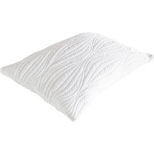 AC Pacific Visco Gel Infused Memory Foam Standard Pillow