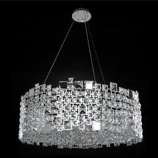Allegri by Kalco Lighting Dolo 12-Light Crystal Chandelier