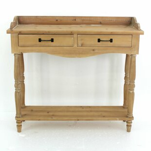Schick Wood Table By Millwood Pines