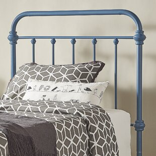 Cavaillon 5 Spindles Slat Headboard