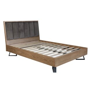 Winnie Upholstered Bed Frame By Williston Forge