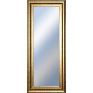 Dedrick Decorative Framed Wall Mirror