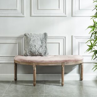 Prosper Upholstered Bench