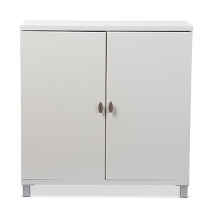 Spicer 2 Door Accent Cabinet by Ebern Designs