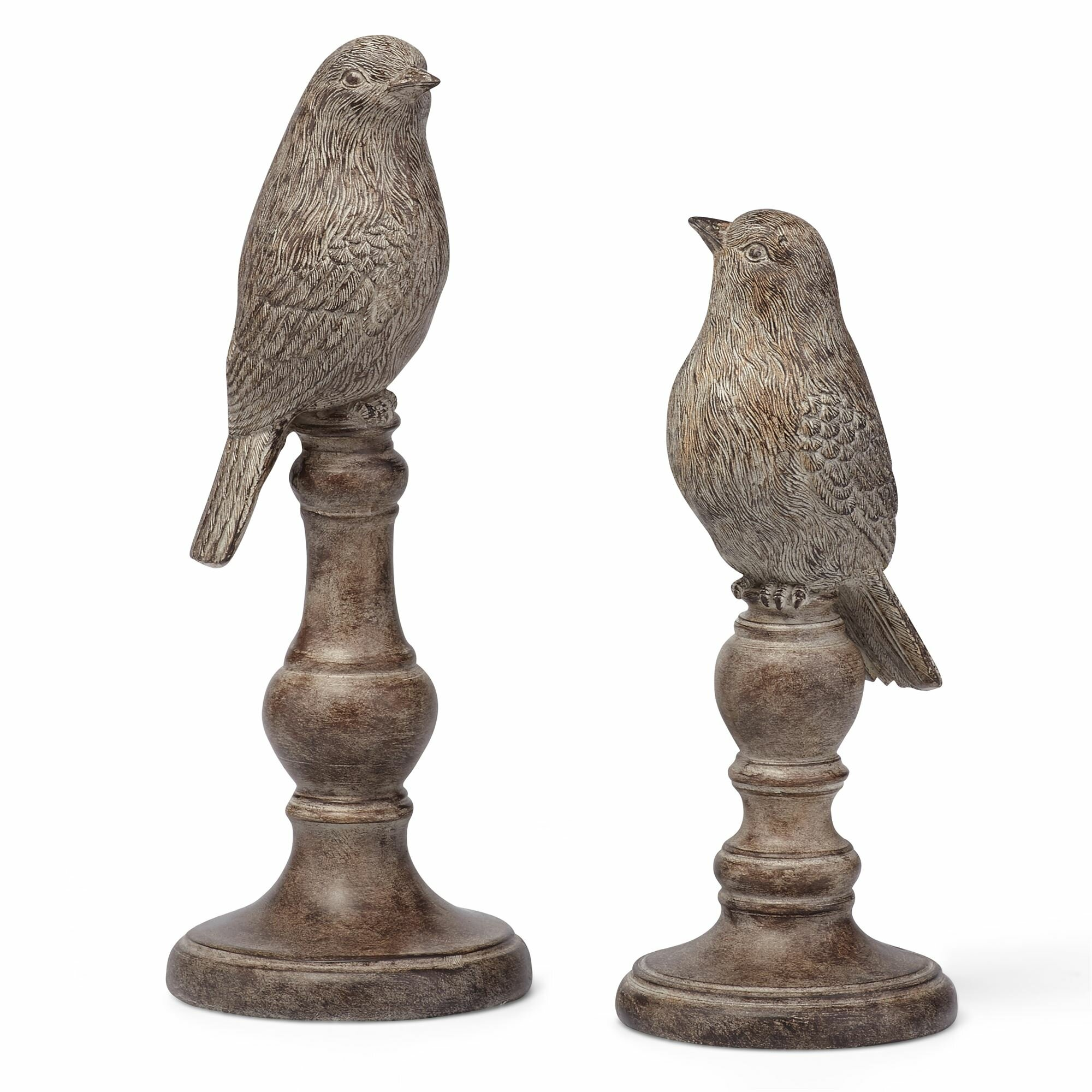 Imax 2 Piece Bird Figurine Set Reviews Wayfair