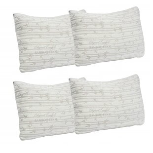 Crosby Medium Polyester Pillow (Set of 4)
