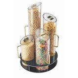 Round Cereal Dispenser