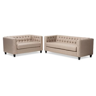 Best Reviews Stonybrook 2 Piece Living Room Set by Alcott Hill Reviews (2019) & Buyer's Guide