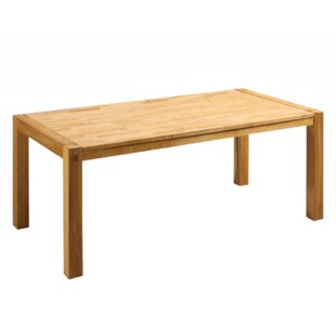 Rosecliff Heights Solid Wood Dining Table