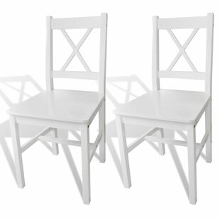 Dawkins Dining Chair (Set of 2) August Grove