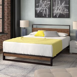 Pauletta Platform Bed by Zipcode Design
