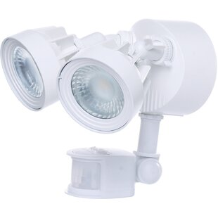 Nuvo Lighting 24-Watt Outdoor Security Fl..