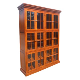 Archimbald Library Bookcase by Darby Home Co SKU:DA962944 Details