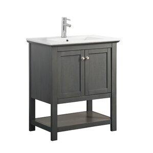 bathroom sink and vanity sets. Elisa 30  Single Bathroom Vanity Set Vanities Joss Main