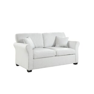 Horvath Classic Linen Loveseat