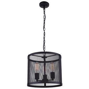 CWI Lighting Heale 3-Light Pendant