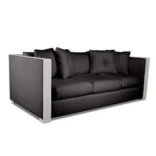 Schiessler Plush Deep Sofa