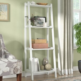 Pagedale Ladder Bookcase by Gracie Oaks