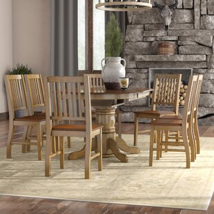 Huerfano Valley 7 Piece Dining Set Loon Peak