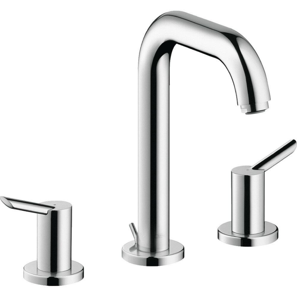 Hansgrohe Focus Widespread Standard Bathroom Faucet Reviews Wayfair