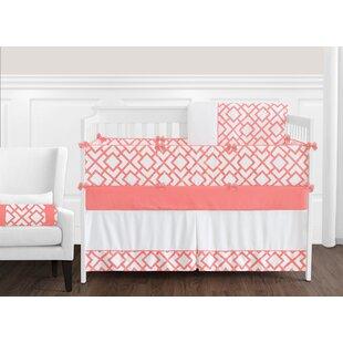 Compare Mod Diamond 9 Piece Crib Bedding Set BySweet Jojo Designs