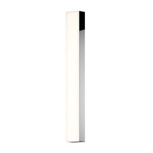 Latitude Run Shaea Solid Glass 1-Light LED Bath Bar
