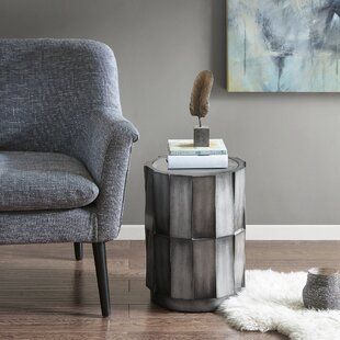 Hennig End Table by Williston Forge