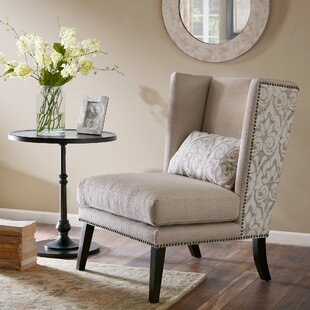 Apolonio Wingback Chair by Willa Arlo Interiors Best Choices