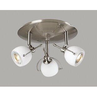 Turnbull Semi Flush Mount by Ebern Designs