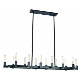 Corrigan Studio Donnell 14-Light LED Pendant