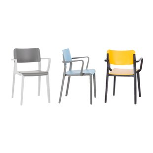 Stacking Arm Chair by Origin US LLC