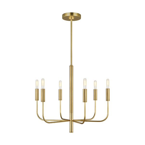 Brianna 6 Light Candle Style Classic Chandelier Reviews Joss Main