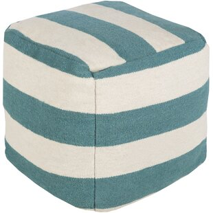 Beverly Pouf by Rosecliff Heights