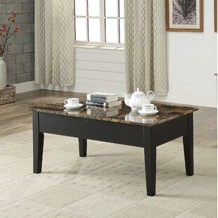 Fleur De Lis Living Malcolm Coffee Table with Lift Top
