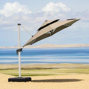 Zander 3m Cantilever Parasol By Freeport Park