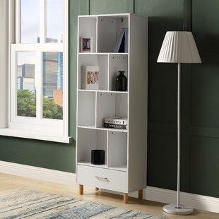 Longo Standard Bookcase By Ebern Designs