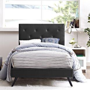 Charlize Upholstered Platform Bed by Andover Mills