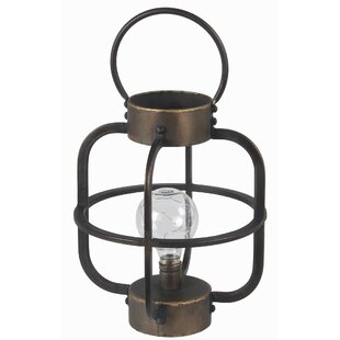 Privilege Small LED Candle Lantern