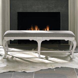 One Allium Way Effie Upholstered Bench