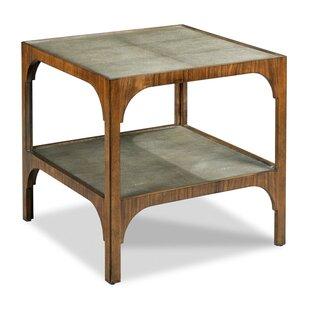 Savoye Shagreen End Table