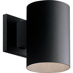 Reviews Tucana 1-Light Outdoor Sconce By Mercury Row