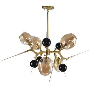 Brayden Studio Homedale 5-Light Sputnik Chandelier