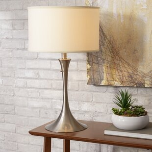 Top Reviews Perlo 27.5 Table Lamp By Mercury Row