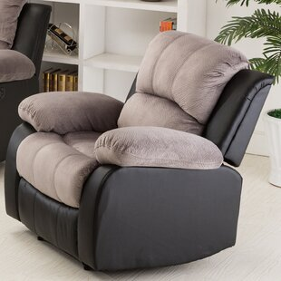 Brunswick Manual Rocker Recliner by Ebern Designs
