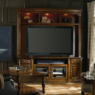 Affordable Price Tynecastle Entertainment Center for TVs up to 70 by Hooker Furniture Reviews (2019) & Buyer's Guide