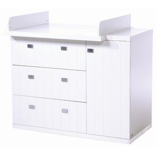 Multistar 3 Drawer Combi Chest By Roba