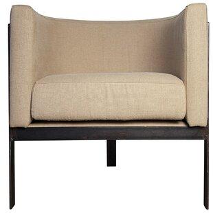 Lisbon Barrel Chair by Noir
