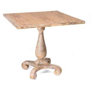 Square Bistro Table By Sarreid Ltd